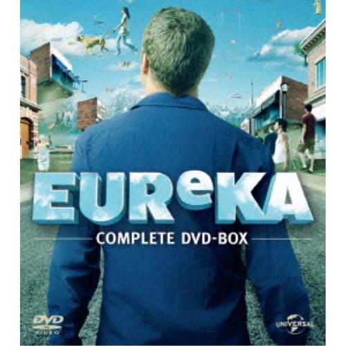 【送料無料】ユーリカ ~地図にない街~ コンプリート DVD-BOX 【DVD】