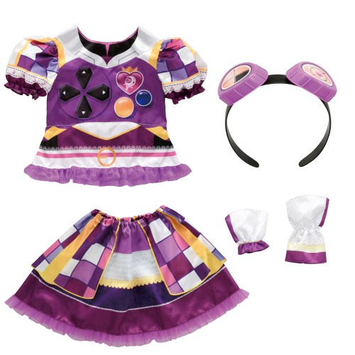 ビッ友×戦士 キラメキパワーズ キラパワコスチューム 新品未使用 ユヅキおもちゃ 子供 こども 売り込み 3歳 女の子
