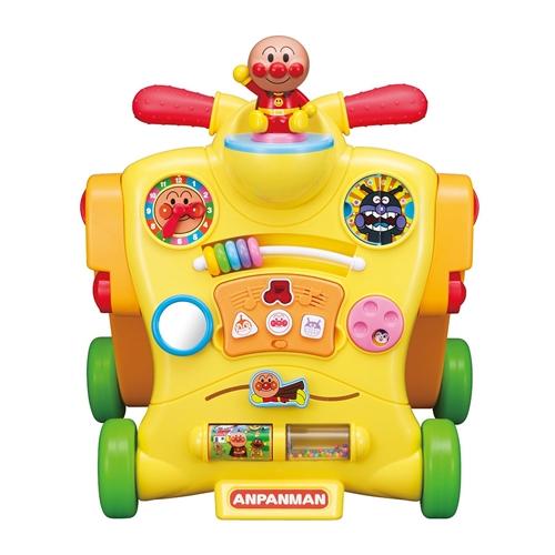 アンパンマン 乗って 押して へんしんウォーカーおもちゃ 完売 こども ベビー 勉強 0歳8ヶ月 子供 高級 知育
