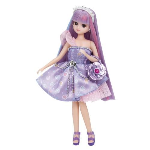 リカちゃん ゆめいろドレスセット ドリームジュエルおもちゃ こども 通常便なら送料無料 子供 人形遊び 3歳 女の子 洋服 市販