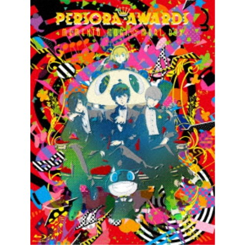 PERSORA AWARDS 3 MEMENTO MORI☆MORI BOX 【Blu-ray】