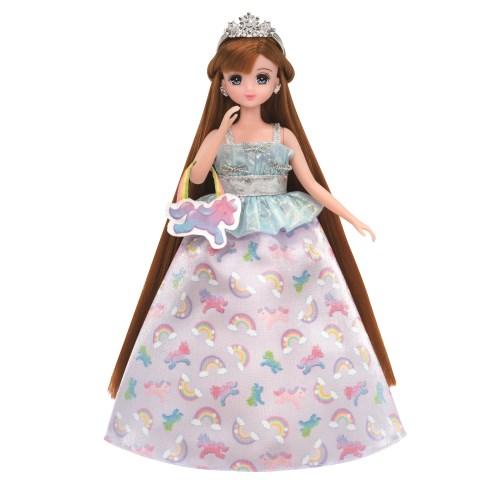 超激得SALE リカちゃん ゆめいろドレスセット ゆめかわレインボーおもちゃ こども 超激安特価 子供 3歳 人形遊び 洋服 女の子