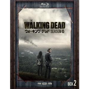 ウォーキング・デッド6 Blu-ray BOX-2 【Blu-ray】