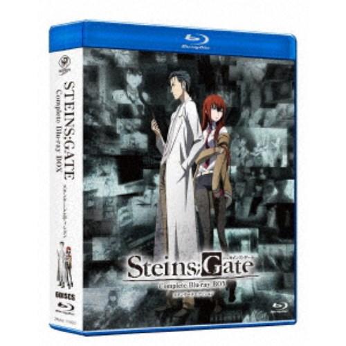 入荷予定 STEINS;GATE コンプリート Blu-ray 永遠の定番 スタンダードエディション BOX