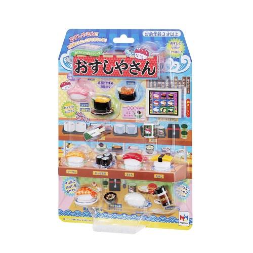 わくわくいっぱい おすしやさんおもちゃ こども 子供 作る 開店記念セール 女の子 ストアー ごっこ ままごと