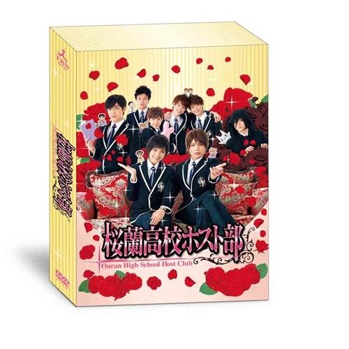 桜蘭高校ホスト部 【DVD】