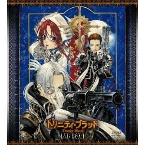 【送料無料】トリニティ・ブラッド DVD-BOX1(初回限定) 【DVD】