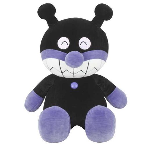 【送料無料】おともだちばいきんまん 3L 【再販】 おもちゃ こども 子供 女の子 ぬいぐるみ 3歳 アンパンマン