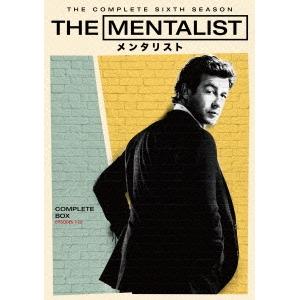 【送料無料】THE MENTALIST/メンタリスト<シックス・シーズン> コンプリート・ボックス 【DVD】