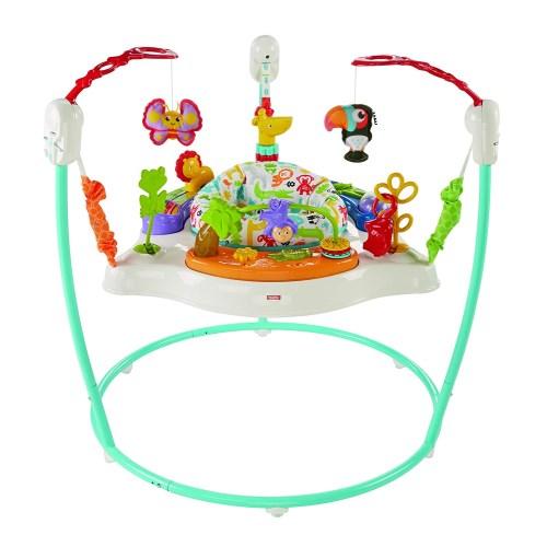 フィッシャープライス アニマル・アクティビティ・ジャンパルー おもちゃ こども 子供 知育 勉強 ベビー