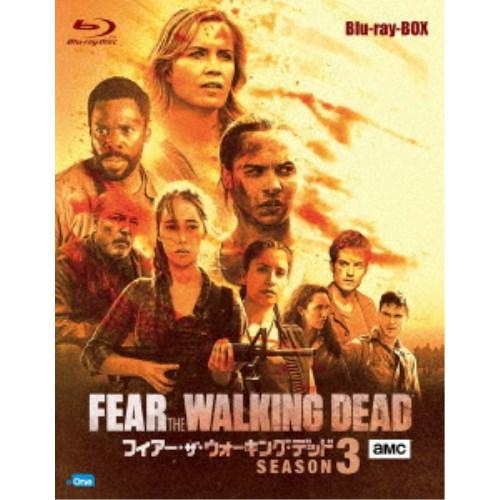 【送料無料】フィアー・ザ・ウォーキング・デッド3 Blu-ray-BOX 【Blu-ray】
