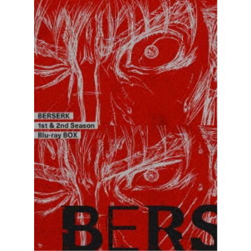 ベルセルク 1st &2nd Season Blu-ray BOX 【Blu-ray】