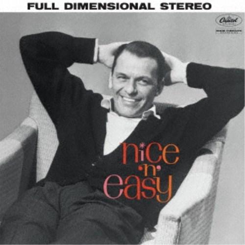 CD-OFFSALE フランク シナトラ 新着 ナイス 60周年記念エディション AL完売しました ン CD イージー