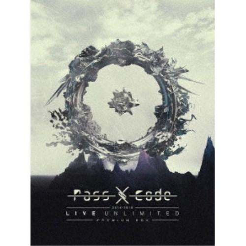 【送料無料】PassCode/PassCode 2016-2018 LIVE UNLIMITED PREMIUM BOX (初回限定) 【Blu-ray】