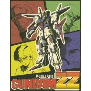 機動戦士ガンダムZZ メモリアルボックス Part.I 【Blu-ray】