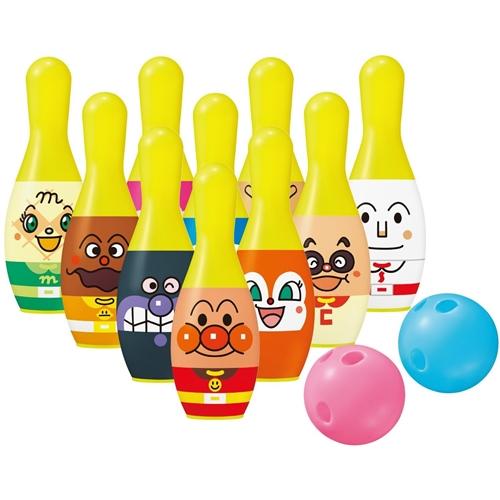 送料無料激安祭 予約販売品 アンパンマン ボウリング おもちゃ こども 1歳6ヶ月 知育 勉強 子供