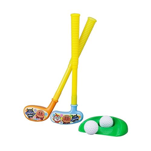 アンパンマン ゴルフ おもちゃ こども 1歳6ヶ月 子供 至上 [再販ご予約限定送料無料] 知育 勉強