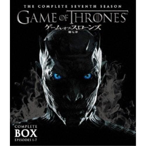 ゲーム・オブ・スローンズ 第七章:氷と炎の歌 ブルーレイ コンプリート・ボックス《通常版》 【Blu-ray】