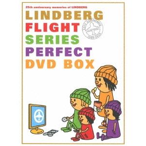 【送料無料】LINDBERG FLIGHT シリーズ パーフェクト DVD BOX 【DVD】
