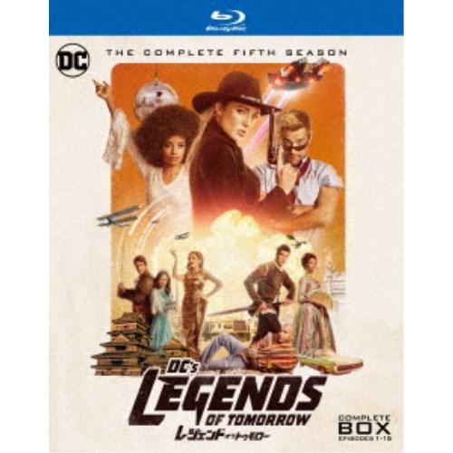 レジェンド・オブ・トゥモロー <フィフス・シーズン> コンプリート・ボックス 【Blu-ray】
