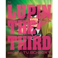 ルパン三世 second-TV.BD-BOX V 【Blu-ray】