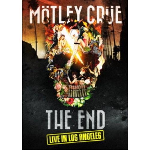 モトリー・クルー/「THE END」ラスト・ライヴ・イン・ロサンゼルス 2015年12月31日+劇場公開ドキュメンタリー映画「THE END」 (初回限定) 【DVD】