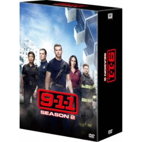 9-1-1 LA救命最前線 シーズン2 DVDコレクターズBOX 【DVD】