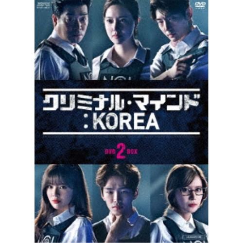 クリミナル・マインド:KOREA DVD-BOX2 【DVD】