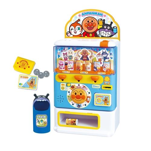 予約販売品 アンパンマン おしゃべりじはんき アンパンマンのジュースちょうだいDX 入手困難 おもちゃ こども 知育 勉強 3歳 子供