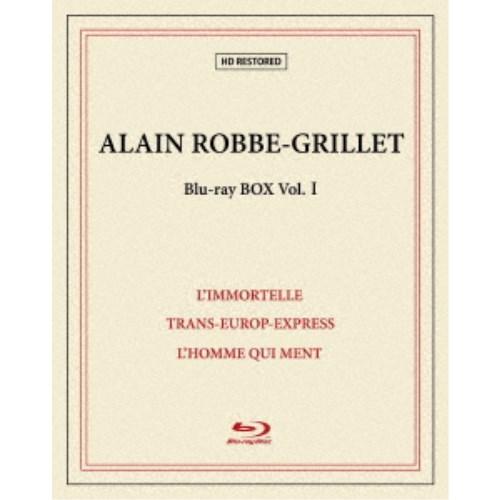 アラン・ロブ=グリエ Blu-ray BOX I《限定生産版》 (初回限定) 【Blu-ray】