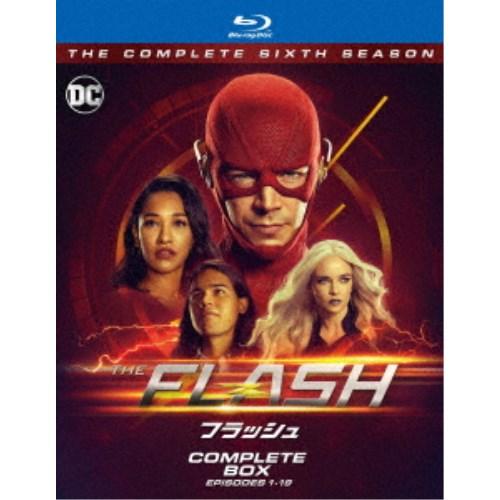 THE FLASH/フラッシュ <シックス・シーズン> コンプリート・ボックス 【Blu-ray】