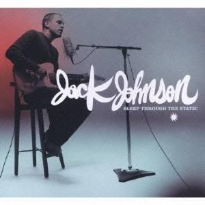 CD-OFFSALE 新作送料無料 ジャック ジョンソン スリープ 捧呈 ザ スルー スタティック CD