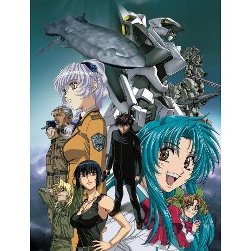 「フルメタル・パニック!」 Blu-ray BOX All Stories 【Blu-ray】