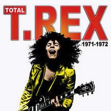 【送料無料】TOTAL T.REX 1971-1972 【DVD】