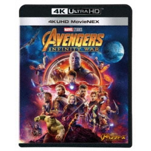 アベンジャーズ/インフィニティ・ウォー MovieNEX UltraHD《通常版》 【Blu-ray】