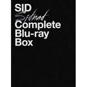 【送料無料】シド/SIDNAD Complete Blu-ray Box《完全生産限定版》 (初回限定) 【Blu-ray】