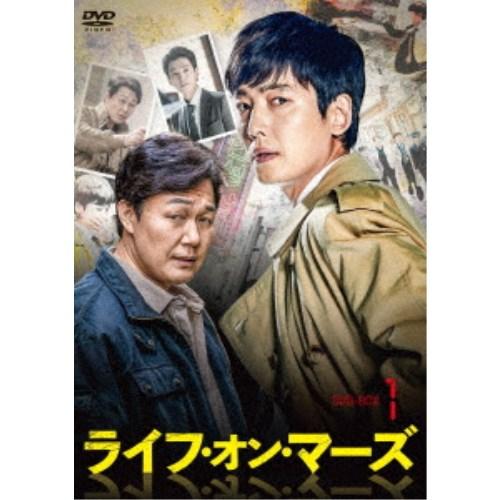 ライフ・オン・マーズ DVD-BOX1 【DVD】