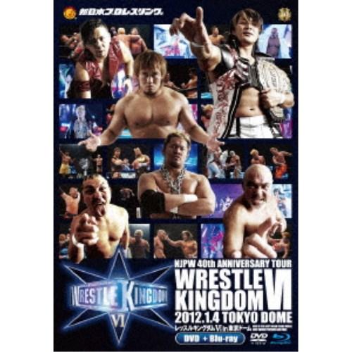 新日本プロレス創立40周年記念大会 レッスルキングダムVI in 東京ドーム DVD+-劇場版-Blu-ray BOX 【DVD】