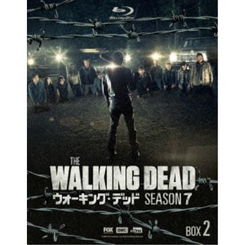 【送料無料】ウォーキング・デッド7 Blu-ray BOX-2 【Blu-ray】
