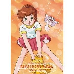 EMOTION the Best 魔法のスター マジカルエミ DVD-BOX 2 【DVD】