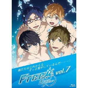 Free!-Eternal Summer-7 【Blu-ray】:ハピネット・オンライン