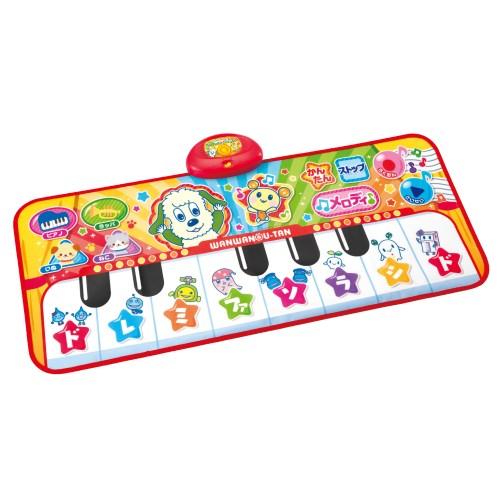 いないいないばあっ リズムでレッスン ワンワンのメロディマットおもちゃ こども 開店記念セール 倉庫 勉強 1歳6ヶ月 知育 子供