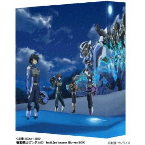 【送料無料】機動戦士ガンダム00 1st&2nd season Blu-ray BOX (期間限定) 【Blu-ray】