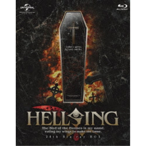 【送料無料】HELLSING OVA I-X Blu-ray BOX《通常版》 【Blu-ray】