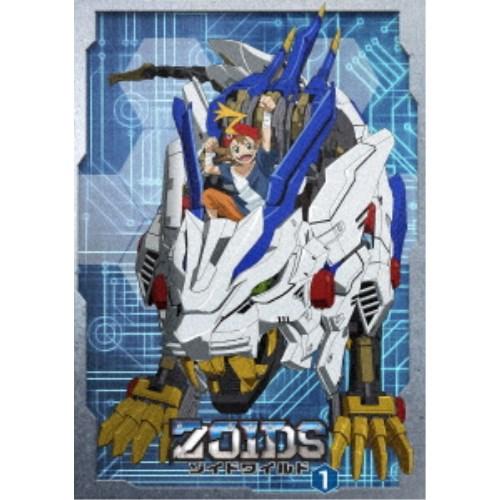 【送料無料】ゾイドワイルド Vol.1 【Blu-ray】