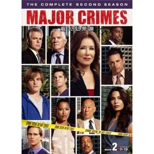 【送料無料】MAJOR CRIMES ~重大犯罪課~ <セカンド・シーズン> コンプリート・ボックス 【DVD】