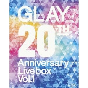 【送料無料】GLAY 20th Anniversary LIVE BOX VOL.1 【Blu-ray】