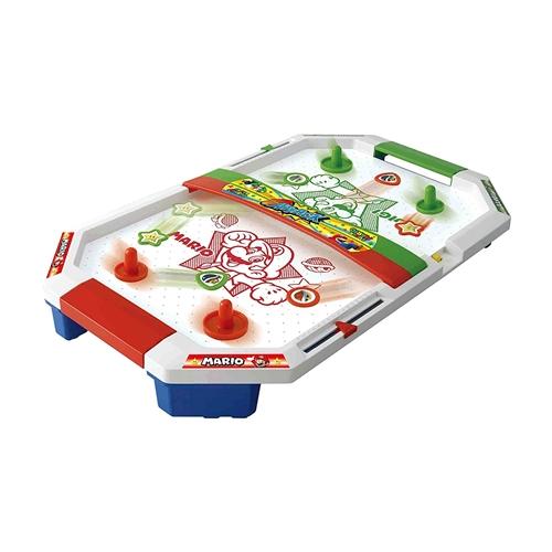 スーパーマリオ ストライクエアホッケーATTACK おもちゃ こども 子供 セール特価品 パーティ スーパーマリオブラザーズ 4歳 ゲーム ※アウトレット品