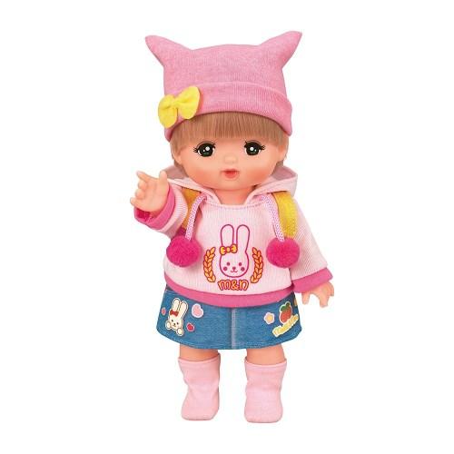 メルちゃん きせかえセット おでかけパーカーセット おもちゃ こども 子供 女の子 人形遊び 洋服 3歳