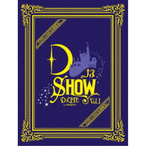 D-LITE (from BIGBANG)/DなSHOW Vol.1 (初回限定) 【DVD】